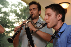 Little King performance Aug 11, 2014. Photo courtesy: J.D. Sloan